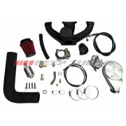 Kit turbo Ford - CHT Injeção Single Point Transv. s/ Turbo