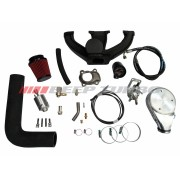 Kit turbo Ford - CHT 1.6 Carburado Transversal s/ Turbo para 384-3