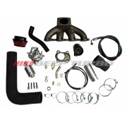 Kit turbo Ford - Zetec Rocan - Ká / Currier 1.0 sem Turbina