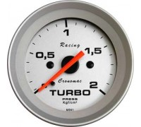 Manomêtro Turbo 2 Kg 52MM Racing - Cronomac