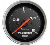 Manomêtro Turbo 2 Kg 52MM Sport - Cronomac
