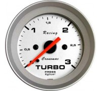Manomêtro Turbo 3 Kg 52MM Racing - Cronomac
