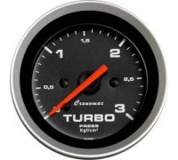 Manomêtro Turbo 3 Kg 52MM Sport - Cronomac