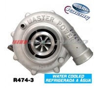 Turbina Master Power Modelo .50 R474
