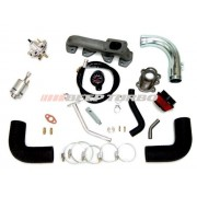 Kit turbo Fiat - Fire 1.0 / 1.4 8V (Palio/Uno) sem Turbina