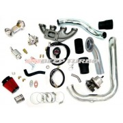 KIt turbo Fiat - Strada / Stillo / Idea / Doblo 1.8 - 8V- sem Turbina