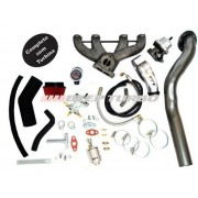 Kit Turbo VW - AP Pulsativo p/ cima - Carburado - 1.8/1.9/2.0 s/ Turbina