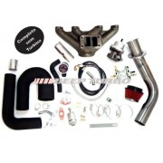 Kit Turbo VW - AP Pulsativo p/ baixo - MI - 1.8/1.9/2.0 s/ Turbina