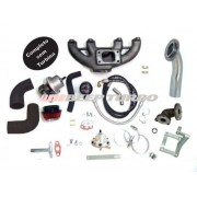 Kit turbo VW - AP-Transversal Golf (Mexicano) 1.8 sem turbina