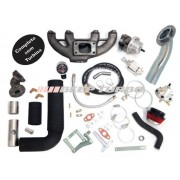 KIt turbo VW - AP-Transversal Golf / Polo Antigo ( Fluxo Cruzado) 1.8 / 2.0- sem Turbina