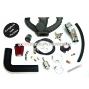Kit turbo VW - AE - Carburado 1.0 sem Turbina