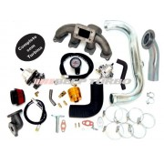Kit turbo GM - Astra/Kadett ( MPFI ) c/ Medidor Massa s/ Turbina