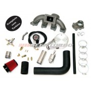 Kit turbo GM - Chevette 1.0 / 1.4 sem Turbina