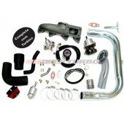 Kit turbo GM - Astra/Vectra - 2.0/2.2 - 8V (até 2002) sem turbina