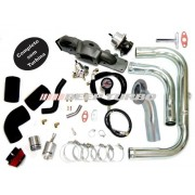 Kit turbo GM - Astra/Vectra - 2.0/2.2 - 16V sem turbina