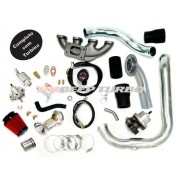 Kit turbo GM - Corsa / Montana 1.8 - 8V todos / sem Turbina